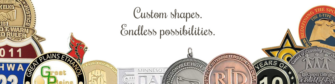 Lapel Pins Only | The Custom Lapel Pin Experts